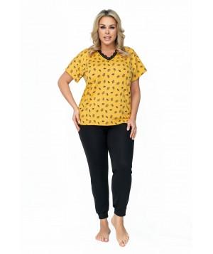 Piżamy damskie Plus Size